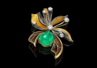 Flore d'or Paraïba